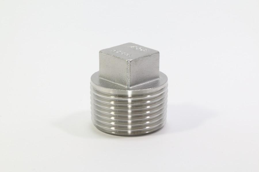 四角プラグ(P)